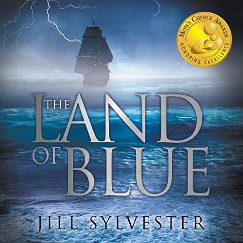 The Land of Blue audiobook cover art