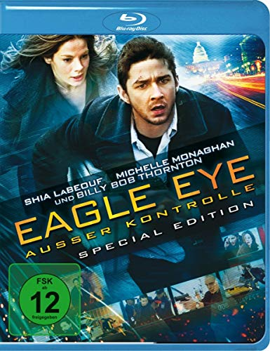 Eagle Eye - Außer Kontrolle [Blu-ray] [Special Edition]