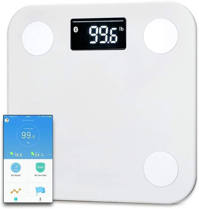 WY-YAN HZR Weighing Scale Smart Bathroom Sca Fat Outlet ☆ Free Shipping Outlet SALE Scales Digital
