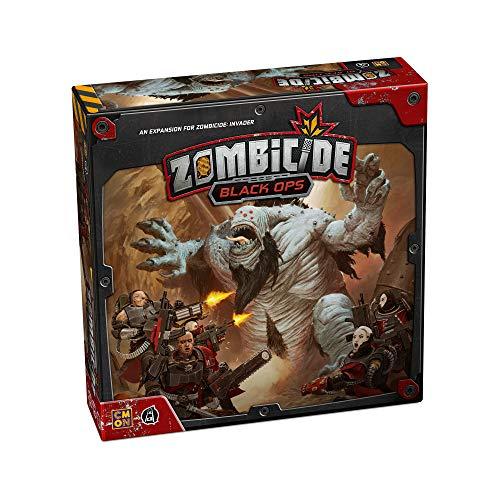 CMON ZCS002 Zombicide: Black Ops