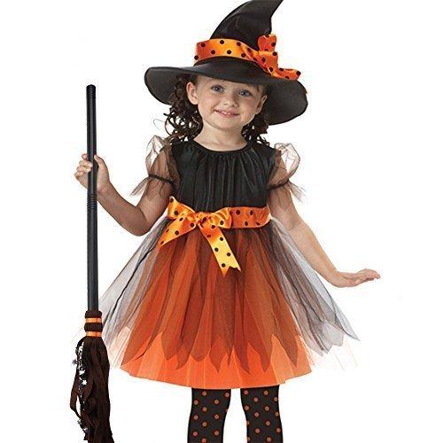 Déguisement d'Halloween pour fille