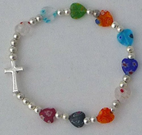 Armband met kruis