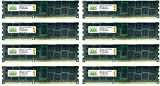NEMIX - Memoria RAM de 128 GB para Apple Mac Pro 2010 y 2012 (8 x 16 GB)