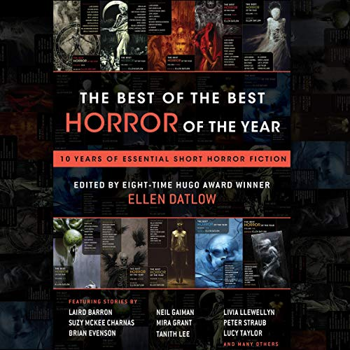 The Best of the Best Horror of the Year  By  cover art