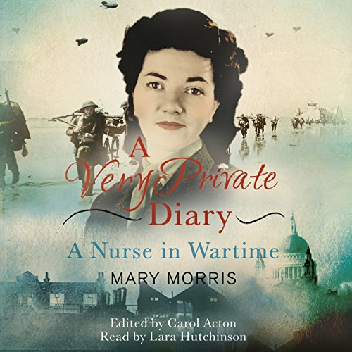A Very Private Diary audiobook cover art