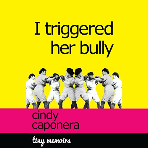 I Triggered Her Bully audiobook cover art