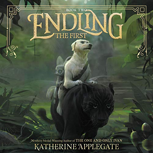 The First Audiobook By Katherine Applegate cover art