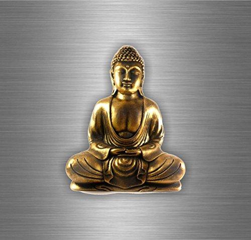 Akachafactory Selbstklebend Sticker Auto Tuning Buddhistische Buddha Zen Dalai Lama