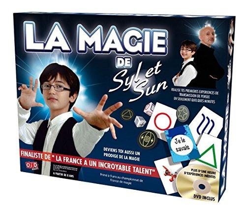 Megagic - Ssu - Jeu Scientifique - Coffret Mentaliste Syl Et Sun Avec Dvd - Gagnant La France À Un Incroyable Talent