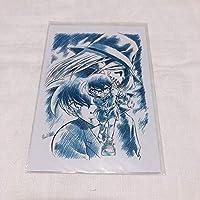 名探偵コナン コナンプラザ 劇場版 漆黒の追跡者 原画 ポストカード