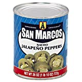 San Marcos Nacho Jalapenos 26 oz