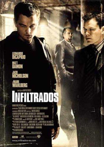 Infiltrados Blu-Ray [Blu-ray]