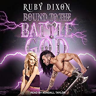 Bound to the Battle God cover art