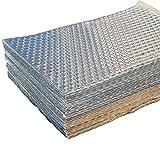 Dodo Dead Mat Hex sound deadening mat, 50 Sheets, 50 sq.ft (4.7sq.m), car & van sound proofing, vibration damping