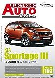 Kia Sportage III. 1.7 CRDi (115 CV) dal 09/2010 al 03/2014