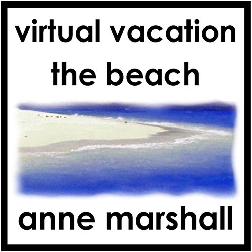 Virtual Vacation: The Beach audiobook cover art