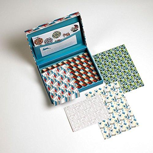 Art Deco: Letter Writing Set / Briefpapier Set / Set de Correspondence: Letter Wrting Set - Briefpapier Set (PEPIN LETTER WRITING SETS)