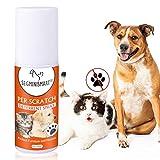 SEGMINISMART Spray de Entrenamiento para Gatos, Cat Scratch Deterrent Spray, Repelente para Gatos, Cat Training Spray, Educación Spray para Perros y Gatos