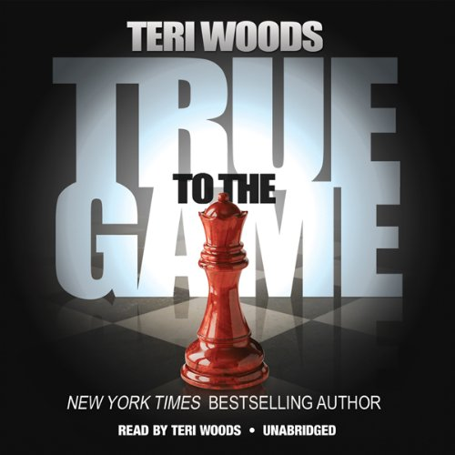 True to the Game audiobook cover art