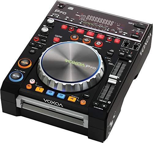 Voxoa P70 - DJ/USB/MIDI/CD/MP3 Player