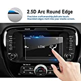 LFOTPP Car Navigation Screen Protector Compatible for Soul 2014-2018 7 Inch, [9H] Tempered