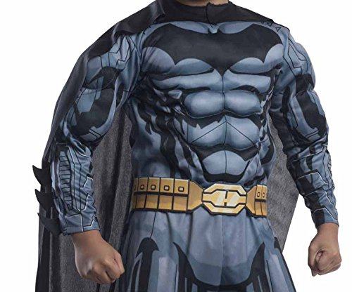 Rubies - Disfraz de Batman para niños, talla M, 132 cm (VZ-2801 ...