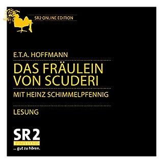 Das Fräulein von Scuderi cover art