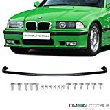 DM Autoteile Evo Lippe GT Spoilerlippe passend für E36 M3 M Stoßstange +Schrauben +*ABE