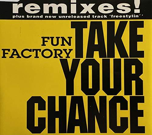 Take Your Chance-Remixes