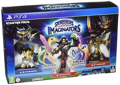 Skylanders Imanginators Starter Pack PS4