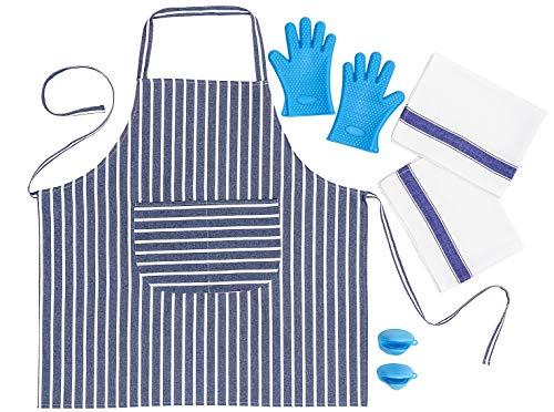 Paños de Cocina 100% Algodón (12 unidades, 100% algodón, 50 x 70 cm)...