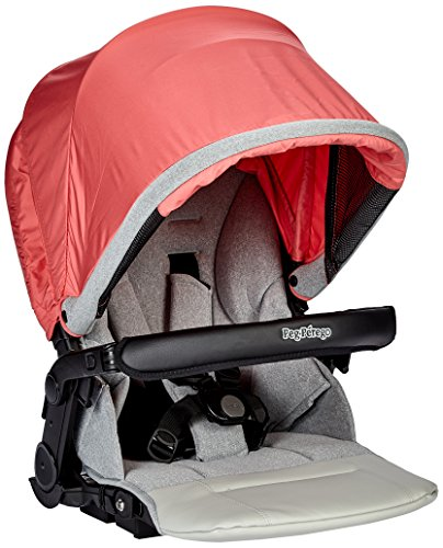 Peg Perego complet Luxe Siège Reversible Compact, Couleur Blue Night