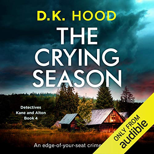 The Crying Season: An edge of your seat crime thriller cover art