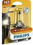 Philips 0730613 Ampoule Spéciale 12972PRBW H7 Motovision