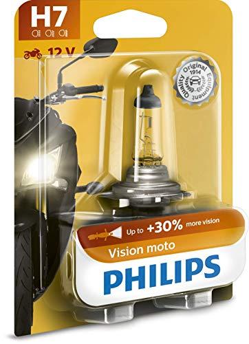 Philips 12972PRBW Lampadine H7 Vision Moto