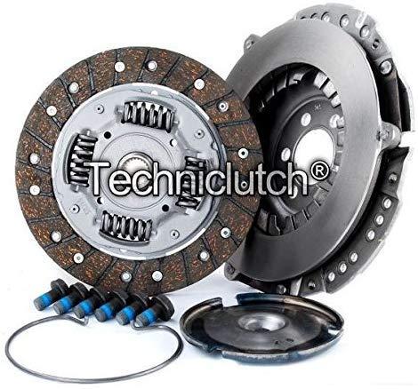 LUK clutch kit volante y Pernos para un VW TOURAN MPV 1.9 TDI