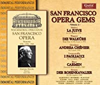 San Francisco Opera Gems 2 by VARIOUS ARTISTS (2005-02-22)