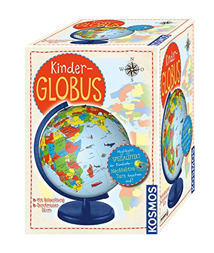 Kosmos KOSMOS 673024 Kinder-Globus, ab 5 Bild