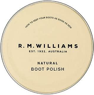 rm williams natural boot polish