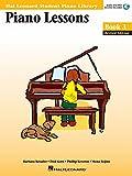 Piano Lessons Book 3 - Book/Online Audio & MIDI Access Included: Hal Leonard Student Piano Library (Hal Leonard Student Piano Library (Songbooks))