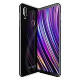 hafury note 10 android 9.0 dual sim smartphone, display fhd da 5.93'' (19:9) pollici con batteria da 4000 mah, 4gb ram+32gb rom telefonia mobile, 128gb espandibili offerte cellulari, 16mp+8mp (nero)