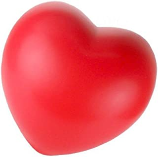 ARIEL Heart Stress Toy, Red