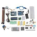 JCCOZ - URG DIY KIT1 U N O R3 Starter Learning Kit Kit de iniciación URG