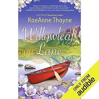 Willowleaf Lane audiobook cover art