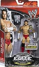 Wrestling ECW cm Punk - Ringside Collectibles Elite Flashback Exclusive Mattel WWE Toy Action Figure