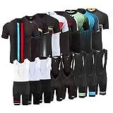 Uglyfrog Cyclisme Jersey Hommes Vélo Jersey Vélo de Montagne Vêtements Top Vélo VTT Route Chemise Sport T-Shirts