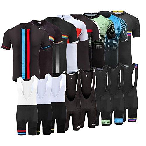 UGLY FROG Cyclisme Jersey Hommes Vélo Jersey Vélo de Montagne Vêtements Top Vélo VTT Route Chemise Sport T-Shirts