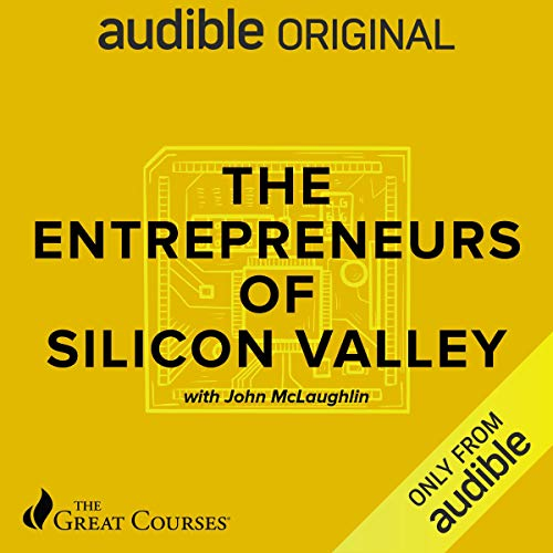 The Entrepreneurs of Silicon Valley  By  cover art