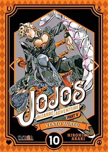 Jojo's Bizzarre Adventure Parte 5: Vento Aureo 10: 39