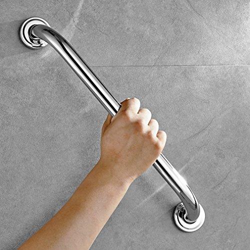 Auralum® 43CM Asidero de seguridad para baño/niño/discapacitado,barra de apoyo Accesorios de Baño...